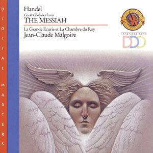 Jean-Claude Malgoire, Worcester Cathedral Choir, La Grande Écurie et la Chambre du Roy 歌手頭像