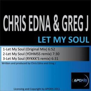Chris Edna, Greg J & Chris Edna & Greg J 歌手頭像