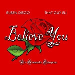 Ruben Diego 歌手頭像