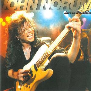John Norum (歐洲合唱團之約翰諾倫)