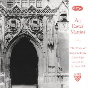 The Choir of King's College, Cambridge, Eric Fletcher, Boris Ord 歌手頭像