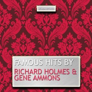 Richard Holmes, Gene Ammons, Richard Holmes, Gene Ammons 歌手頭像