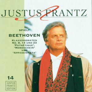 Justus Frantz 歌手頭像