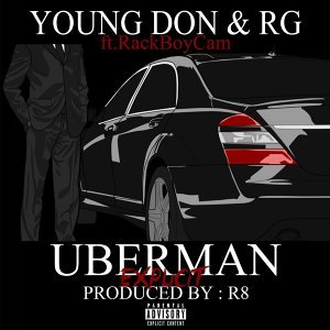 Young Don, Rg 歌手頭像