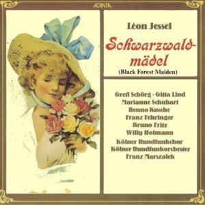 Gretl Schörg, Gitta Lind, Marianne Schubart, Benno Kusche, Franz Fehringer, Bruno Fritz & Willy Hofmann 歌手頭像
