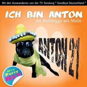 Anton 21 歌手頭像