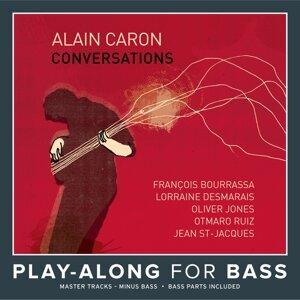 Alain Caron 歌手頭像