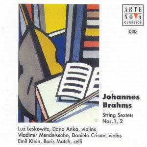 Brahms: String Sextet No.1 / No.2 歌手頭像