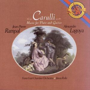 Jean-Pierre Rampal, Alexandre Lagoya, Franz Liszt Chamber Orchestra, János Rolla 歌手頭像
