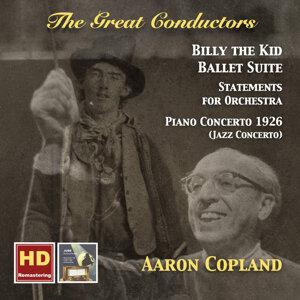Aaron Copland 歌手頭像