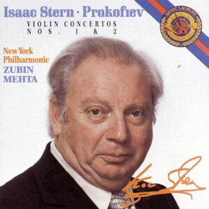 Isaac Stern, New York Philharmonic, Zubin Mehta 歌手頭像