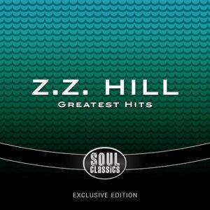 Z.Z. Hill 歌手頭像