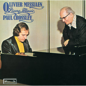 Paul Crossley, Michael Tilson Thomas 歌手頭像