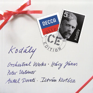 Kodaly: Orchestral Works アーティスト写真