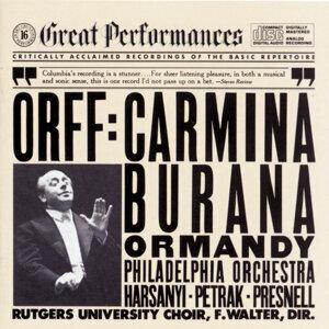 Eugene Ormandy, The Philadelphia Orchestra 歌手頭像