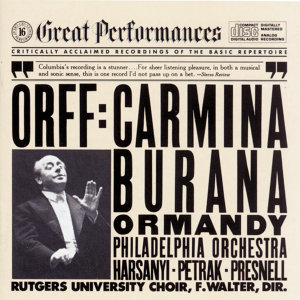 Eugene Ormandy, The Philadelphia Orchestra アーティスト写真