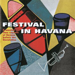 Festival In Havana アーティスト写真