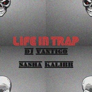 DJ Vantigo & Sasha Kalibr 歌手頭像