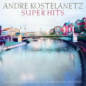 Andre Kostelanetz & His Orchestra, Ivan Davis, New York Philharmonic 歌手頭像
