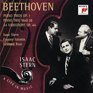 Isaac Stern, Leonard Rose, Eugene Istomin