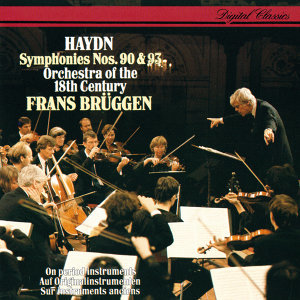 Frans Brüggen, Orchestra Of The 18th Century 歌手頭像