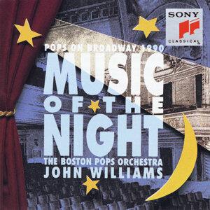 Boston Pops Orchestra, John Williams アーティスト写真