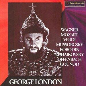 George London 歌手頭像