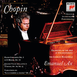 Chopin: Piano Concerto No. 1; Grande Valse Brillante; Variations on La ci darem la mano 歌手頭像