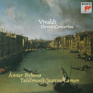 Anner Bylsma, Tafelmusik, Jeanne Lamon