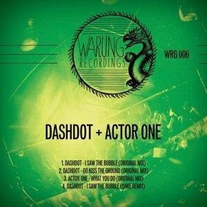 Dashdot, Actor One, Dake 歌手頭像