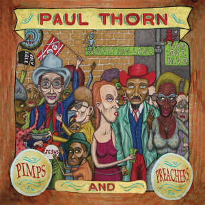 Paul Thorn 歌手頭像