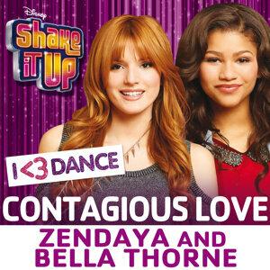Zendaya, Bella Thorne 歌手頭像