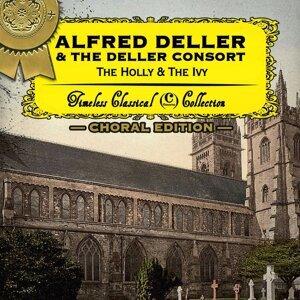 Alfred Deller / The Deller Consort 歌手頭像