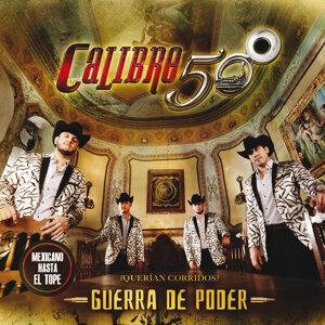Calibre 50 歌手頭像