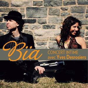 Bïa avec Yves Desrosiers 歌手頭像