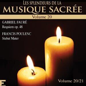 Chœur régional Vittoria d'Ile de France, Orchestre Colonne, Chorale de l'Alauda 歌手頭像