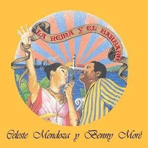 Celeste Mendoza, Benny Moré 歌手頭像