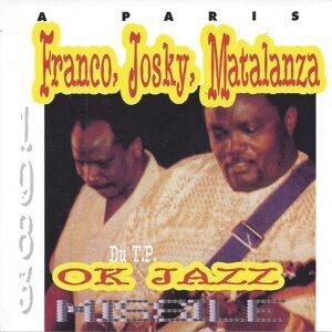 Franco, Josky, Matalanza 歌手頭像