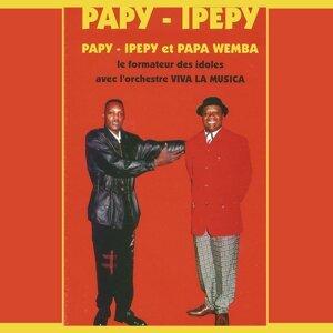 Papy-Ipepy, Papa Wemba, Orchestre Viva La Musica 歌手頭像