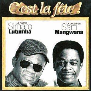 Simaro Massiya Lutumba, Sam Mangwana 歌手頭像