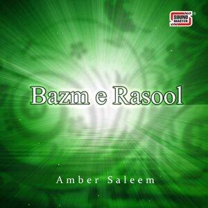 Amber Saleem 歌手頭像