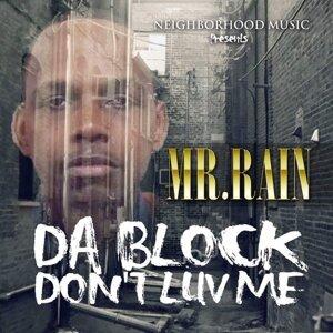 Mr. Rain 歌手頭像