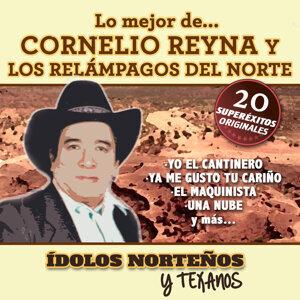 Cornelio Reyna Y Los Relampagos Del Norte 歌手頭像