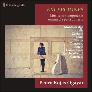 Pedro Rojas Ogáyar 歌手頭像