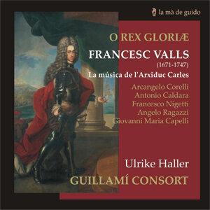 Ulrike Haller, Guillamí Consort 歌手頭像