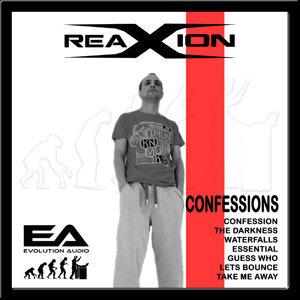 reaXion 歌手頭像