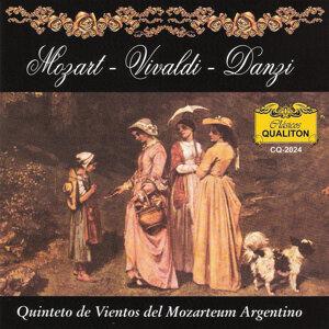 Quinteto De Vientos Del Mozarteum Argentino 歌手頭像