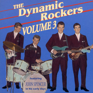 Dynamic Rockers, John Spencer 歌手頭像