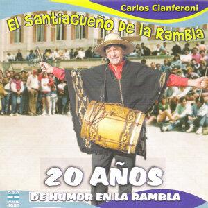 Carlos Cianferoni 歌手頭像