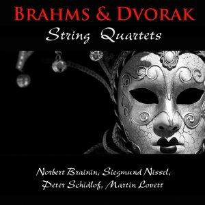 Amadeus Quartet, Norbert Brainin, Siegmund Nissel, Peter Schidlof, Martin Lovett 歌手頭像